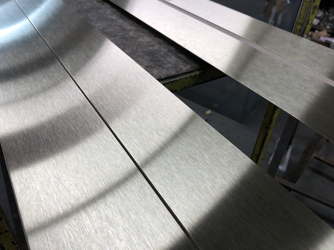 Brushed Stainless