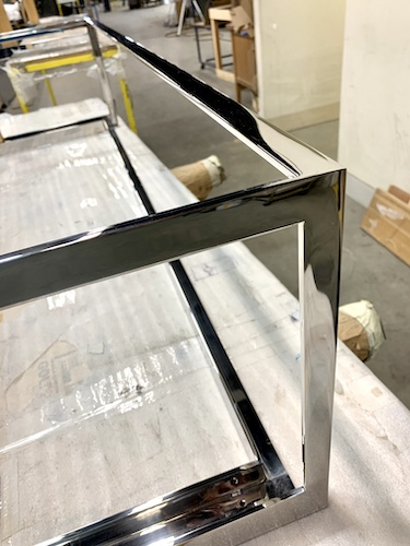Mirror Finished Frame